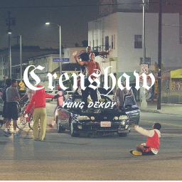 Cover of track Crenshaw by Yung Sega