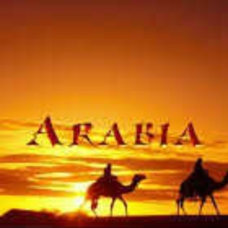 Cover of track * ARABIA * Vocal  Sound by *ROCKY DJ&PRODUCER*