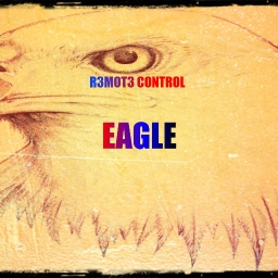 Cover of track R3MOT3 CONTROL - eagle by R3MOT3 CONTROL