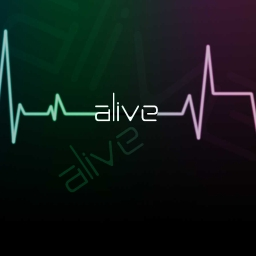 Cover of track Alive remix by TheeMonferno