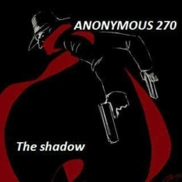 Cover of track The shadow by Anonymous 270