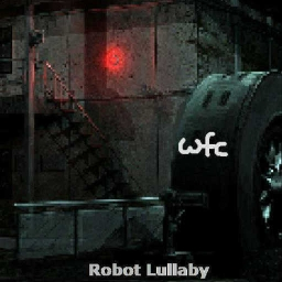 Cover of track Robot Lullaby by DJwfc