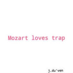 Cover of track MODern MOZart by OhxShin