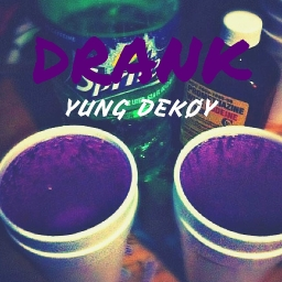 Cover of track Drank by Yung Sega