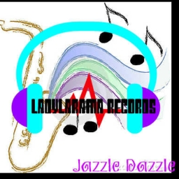 Cover of track Jazzle Dazzle by Ladylarama