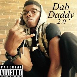 Cover of track F the polic by Dab Daddy