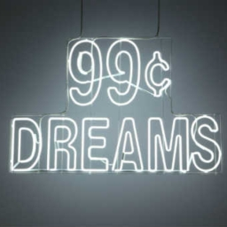 Cover of track 99 cent dreams by oliverishiding