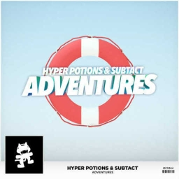 Cover of track Hyper Potions & Subtact - Adventures (Airrist Remix) by AIRRIST