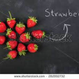Cover of track strawberry by Floppy