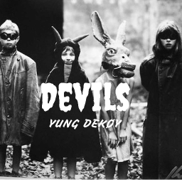 Cover of track Devils by Yung Sega