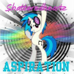 Cover of track Aspiration by ShatteredHeartz