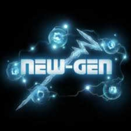 Cover of track New Gen by Undulatecord