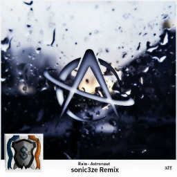 Cover of track Rain [sonic3ze Remix] by sonic3ze