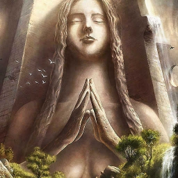 Cover of track Mother Gaia by Konstantinos Vasiliou