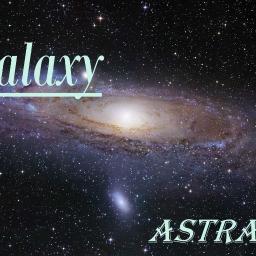Cover of track Galaxy by Astravin