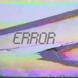 Avatar of user Unknown error...