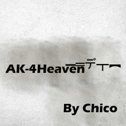 Cover of track AK-4Heaven By Chico (speed up) by Chico