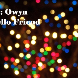 Cover of track Hello Friend by Owyn