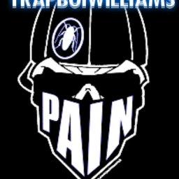 Cover of track PAIN 2 by TRAPBOIWILLIAMSbeats