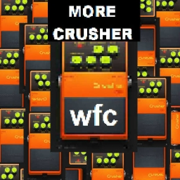 Cover of track More Crusher by DJwfc