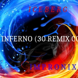 Cover of track Inferno (ft. Impronix) [30 REMIX COMP] {CLOSED} by ambigram
