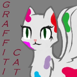 Avatar of user Graffiti Cat
